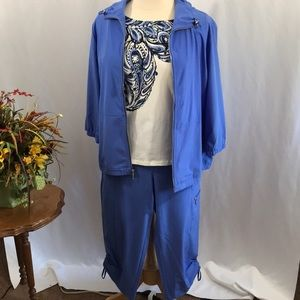 Chico's Zenergy 3 piece set New with tags!!